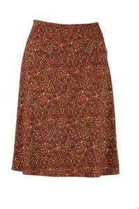 Zilch skirt tulip Wood
