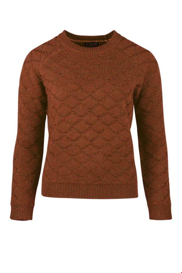 Zilch sweater Wood